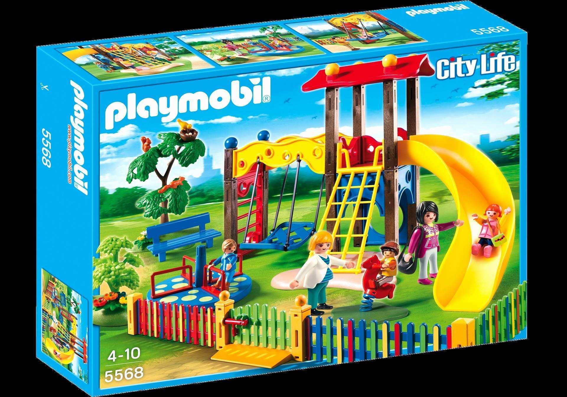 Playmobil city life grand jardin - escapadeslegendes.fr