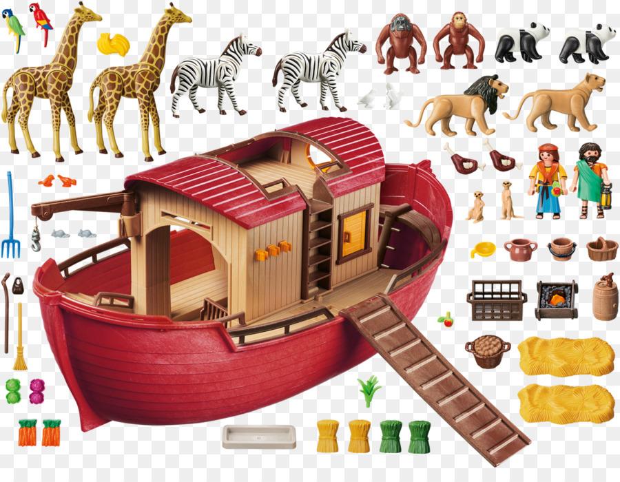 Playmobil noah's ark amazon