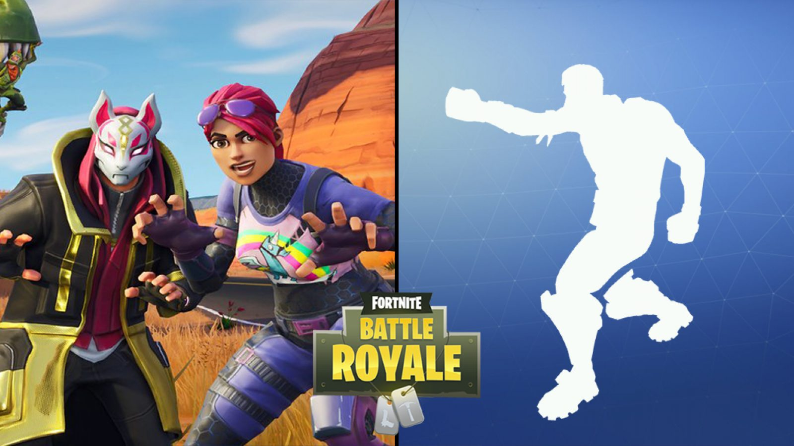 Fortnite emote work it out