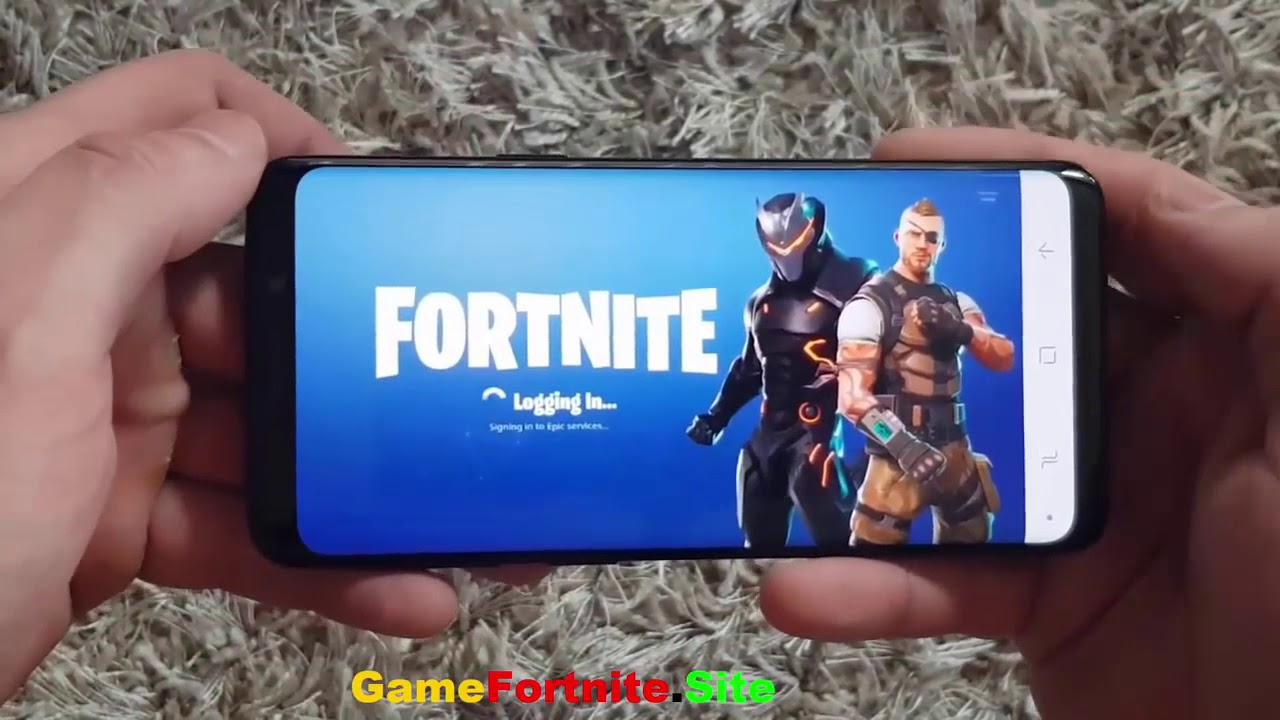 Fortnite android apk download no verification code