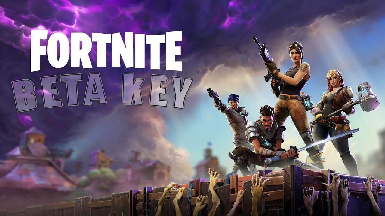 Fortnite beta key