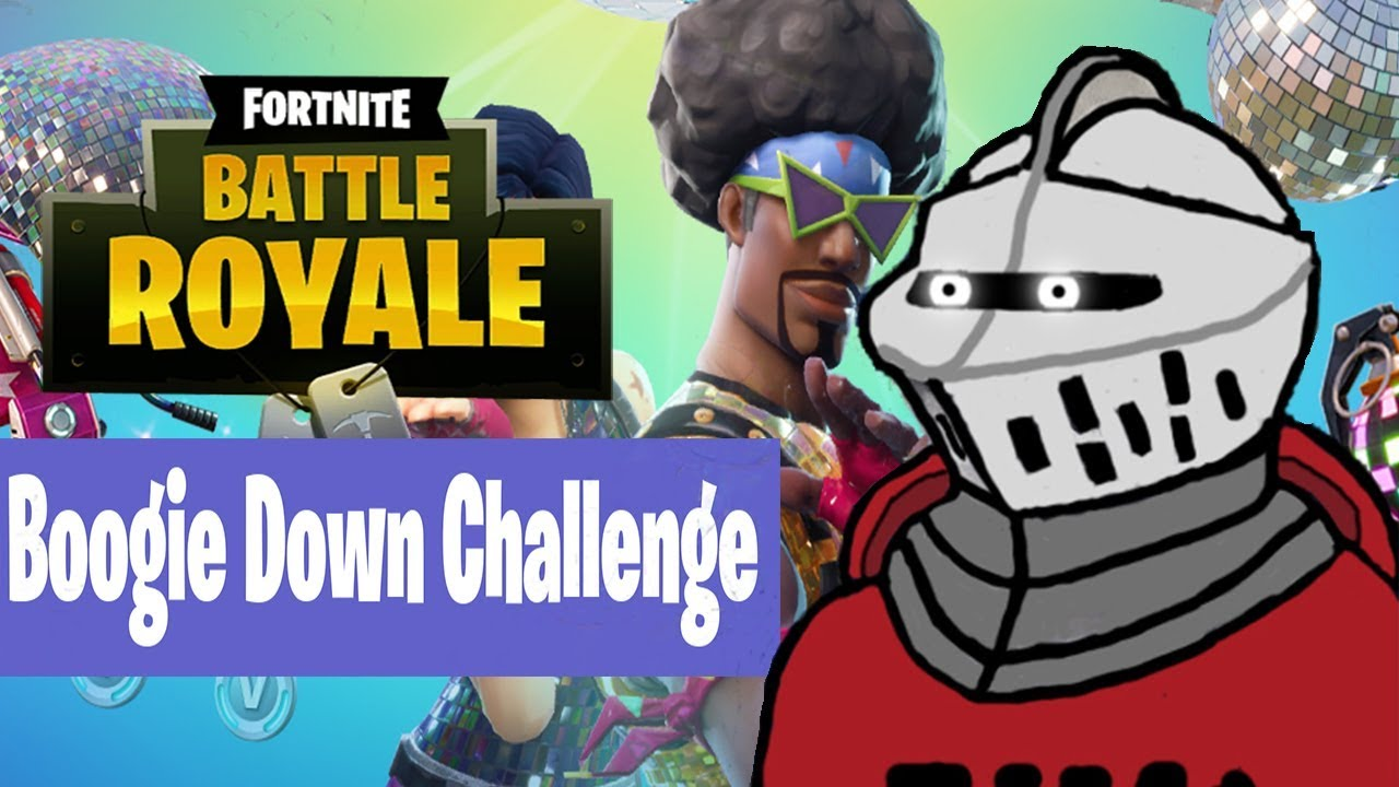 Fortnite boogie down announcement