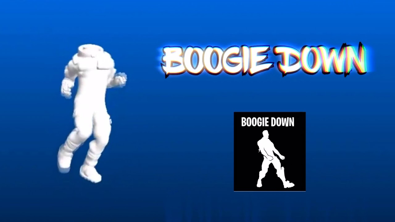 Fortnite polska boogie down