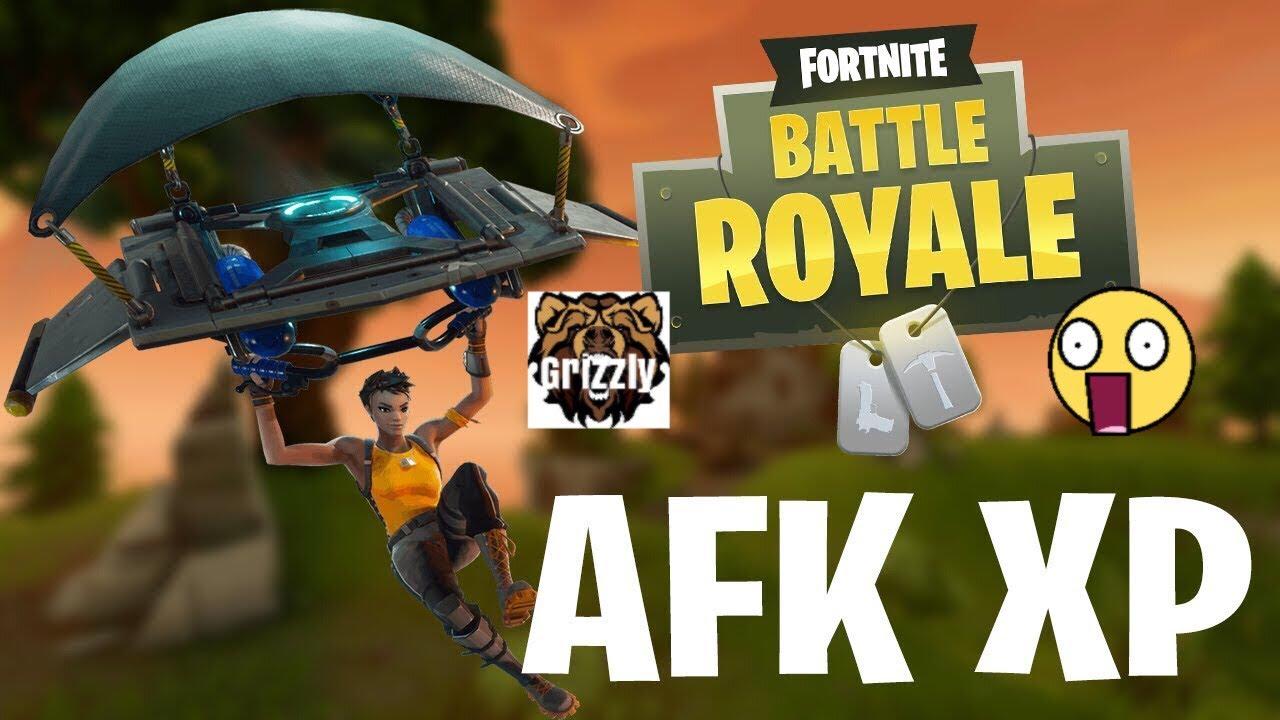 Fortnite farm xp bot