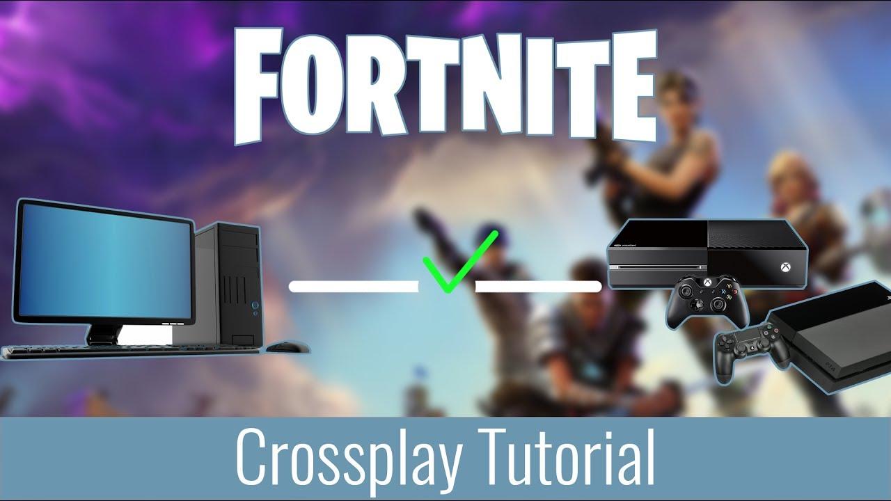 comment jouer a fortnite gratuitement sur xbox one - comment jouer a fortnite sur pc et xbox