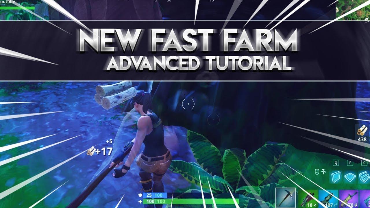 Fortnite emote fast farm
