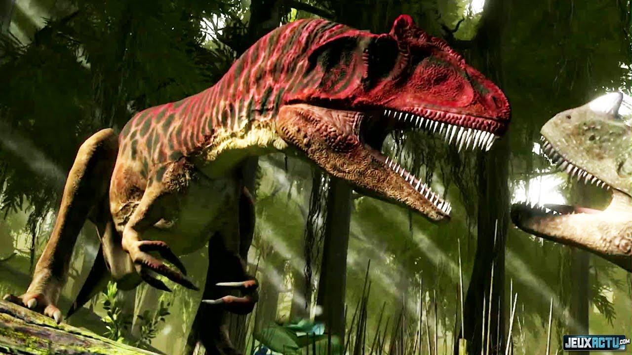Jeux playmobil dinosaure gratuit