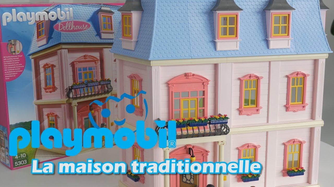 Playmobil maison de campagne youtube