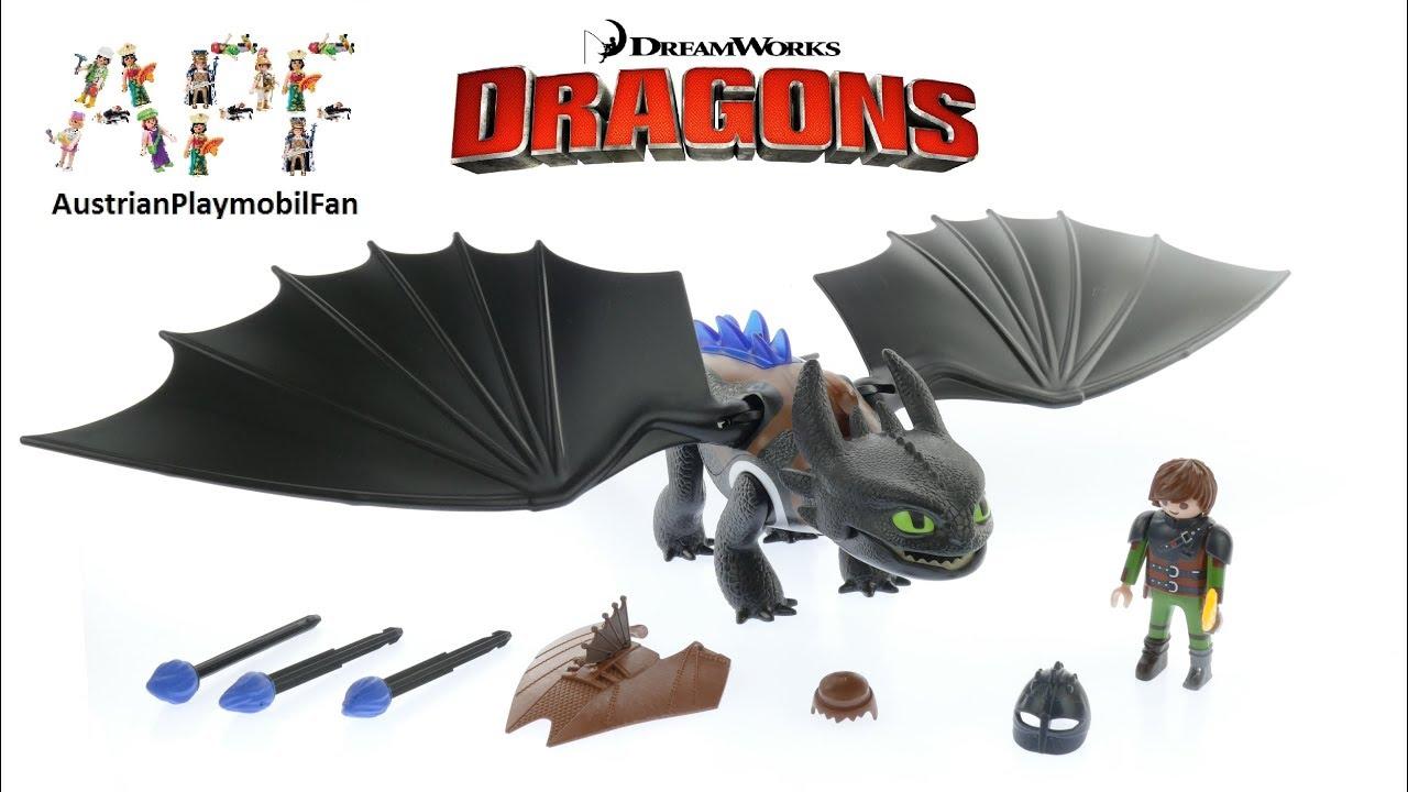 Playmobil dragon film youtube