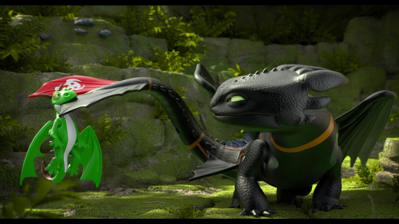 Playmobil mini dragon
