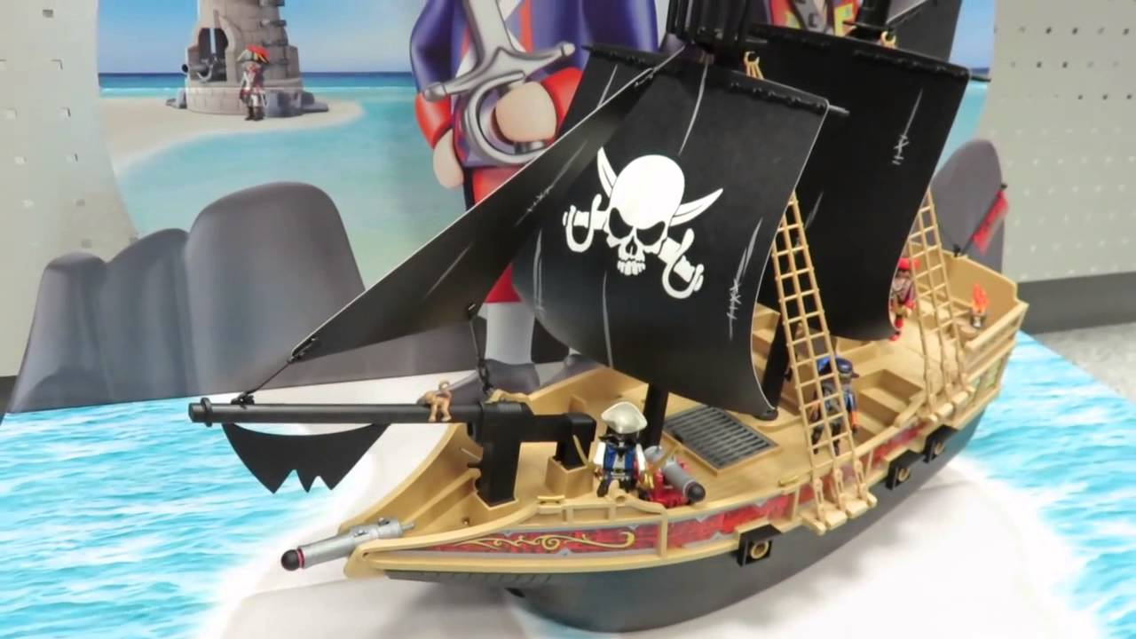 Playmobil catalog pirates