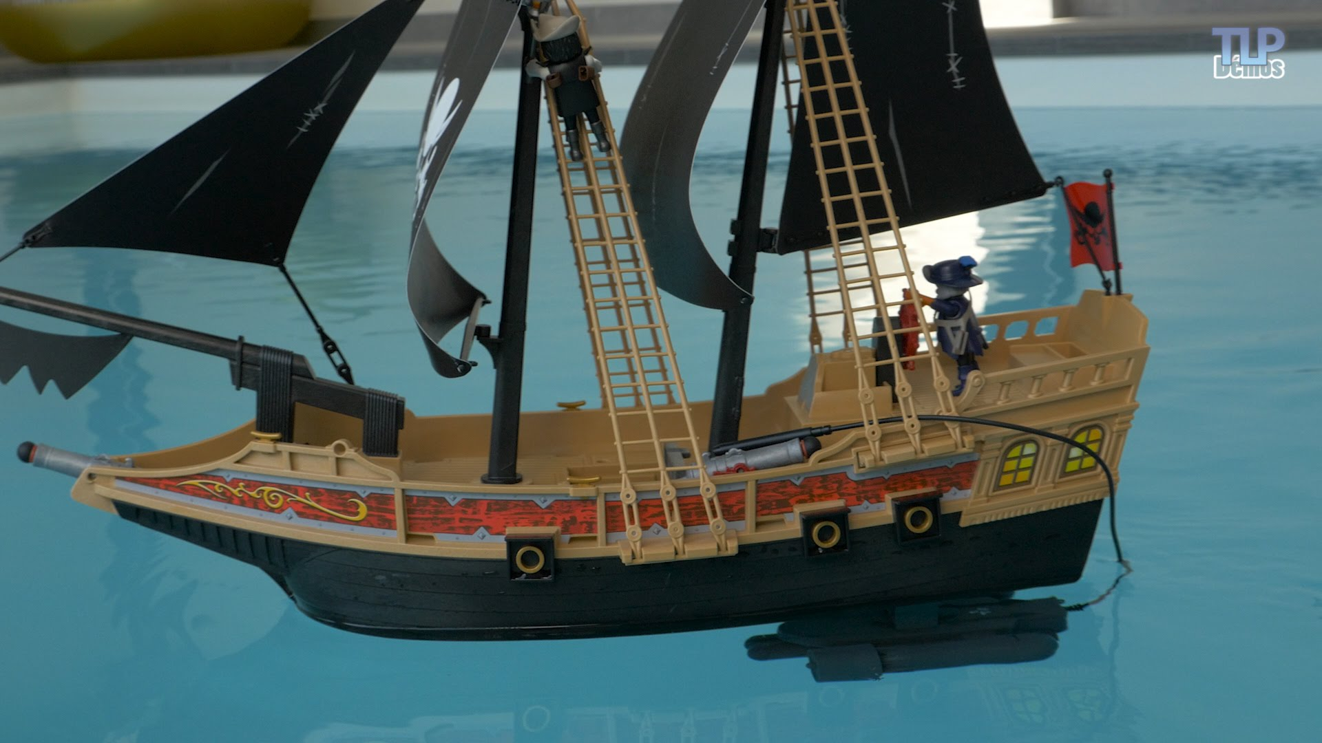 Bateau pirate playmobil photo