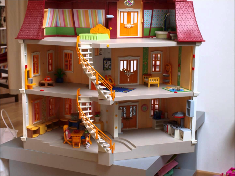 Video Playmobil Maison Moderne Amenagement Escapadeslegendes Fr