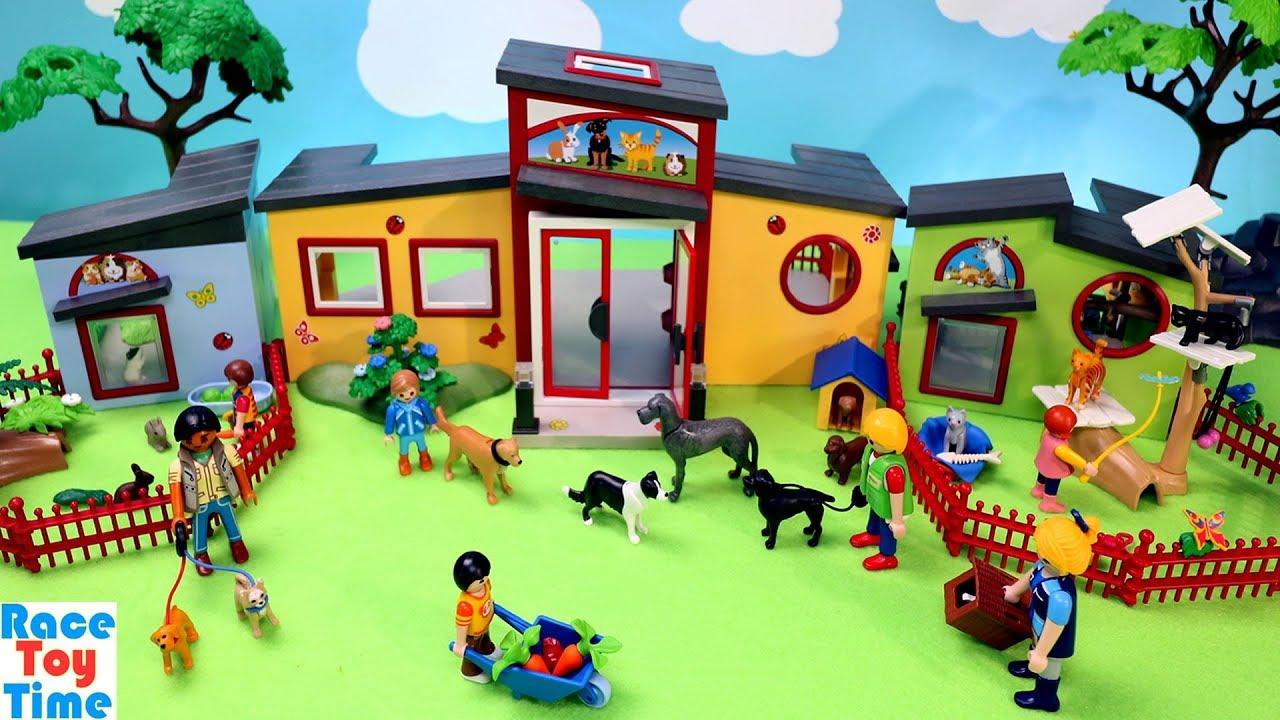 Playmobil animal hospital