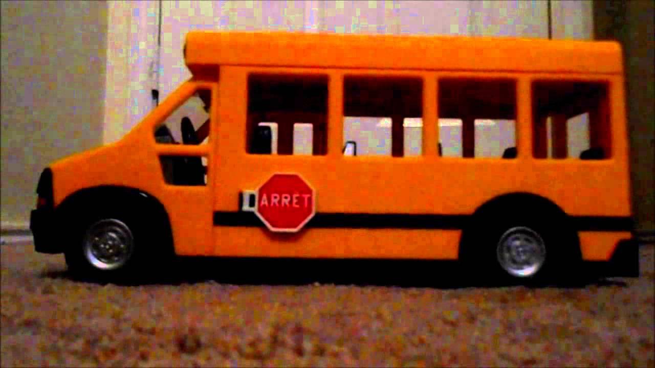 Playmobil bus film