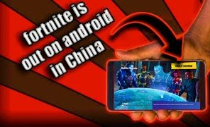 fortnite android download chinese version