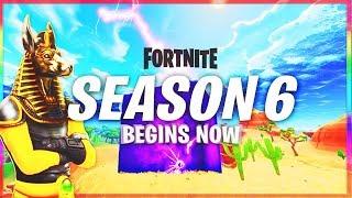 Fortnite saison 6 nouveau skin