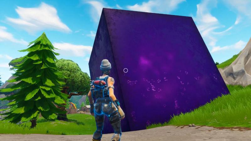Fortnite cube datamine