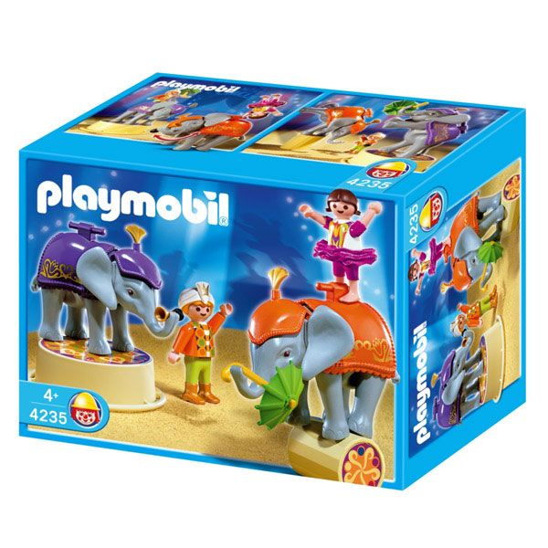 Figurine playmobil cirque
