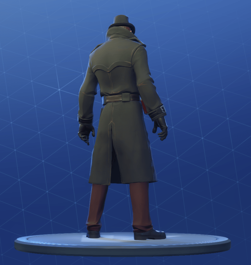Fortnite skin inspecteur