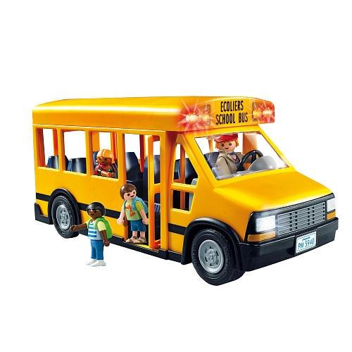 Playmobil school bus australia