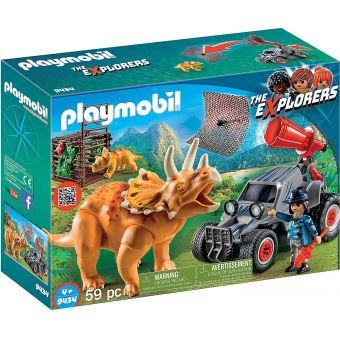 Playmobil dinosaure jouet club