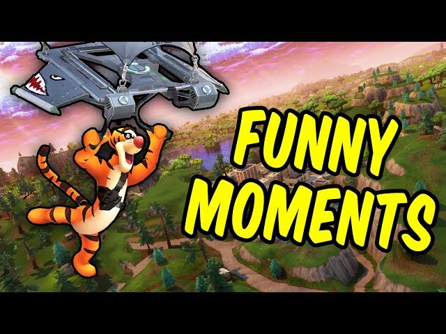 Fortnite really funny moments