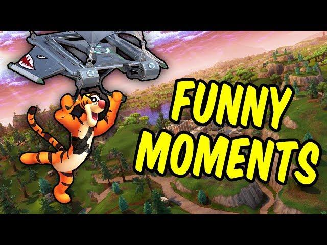 Hour long fortnite funny moments