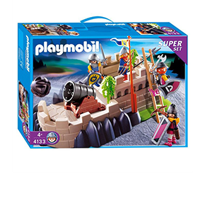 Playmobil magasin supermarché