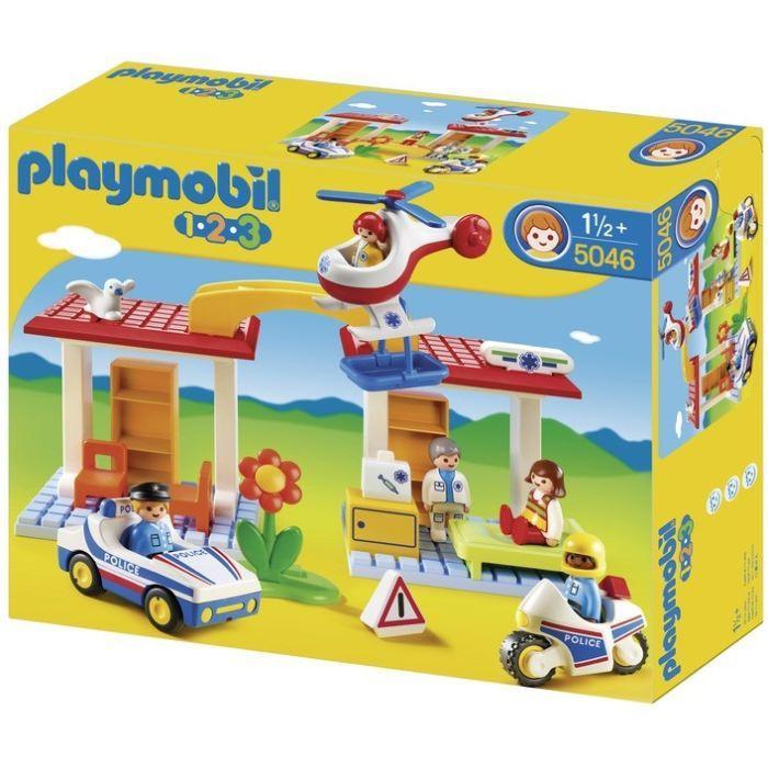 Playmobil age limite