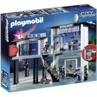 Auchan playmobil commissariat de police