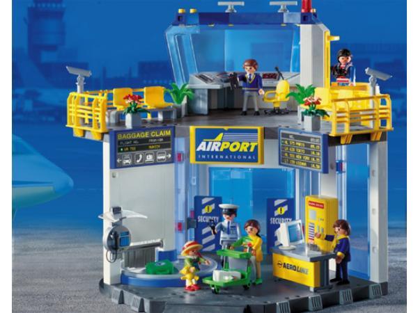 Film playmobil aeroport