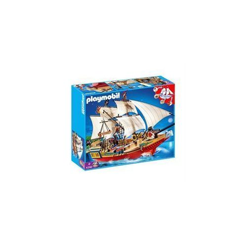 Playmobil bateau pirate camouflage