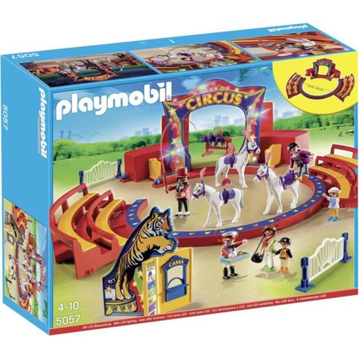 Playmobil cirque ancien