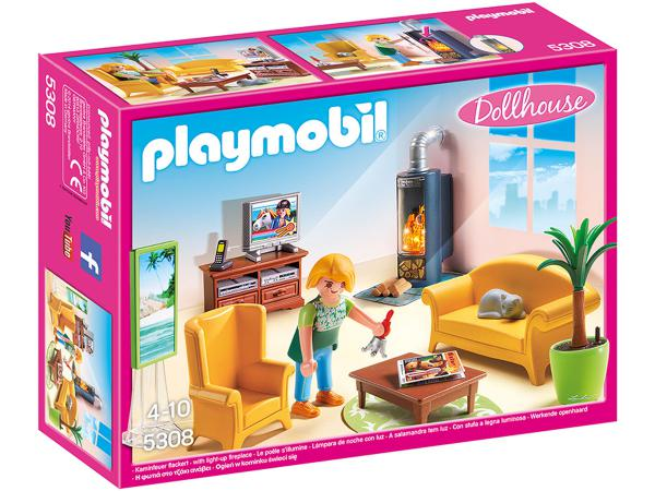 Pied barbecue playmobil