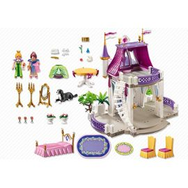 Chateau playmobil princesse prix