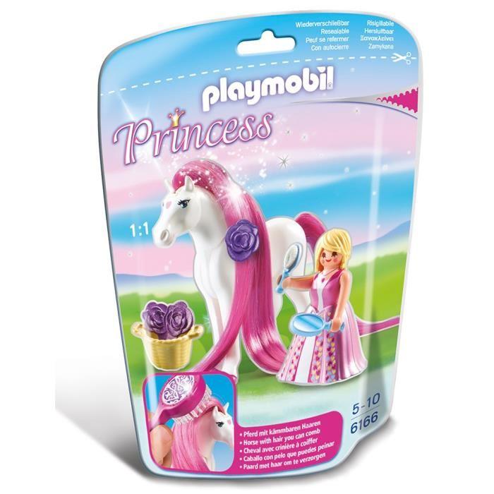 Playmobil princesse blanche