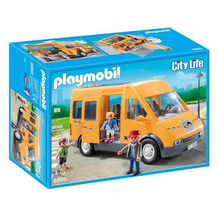 Bus playmobil telecommande