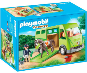 Amazon playmobil equitation