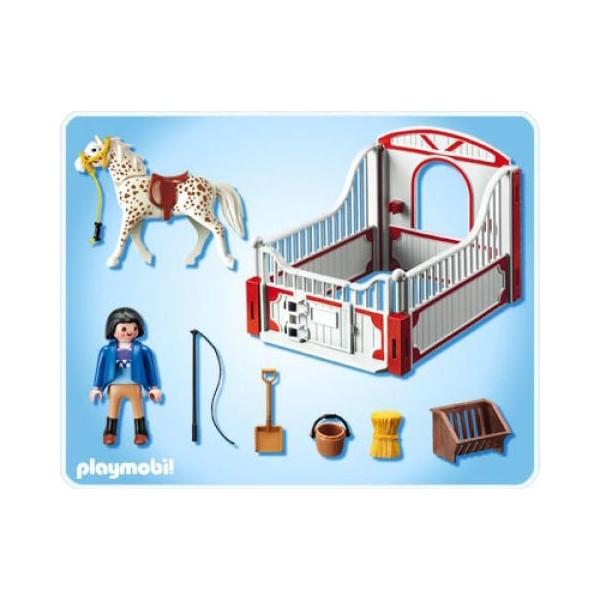 Playmobil fairies cheval