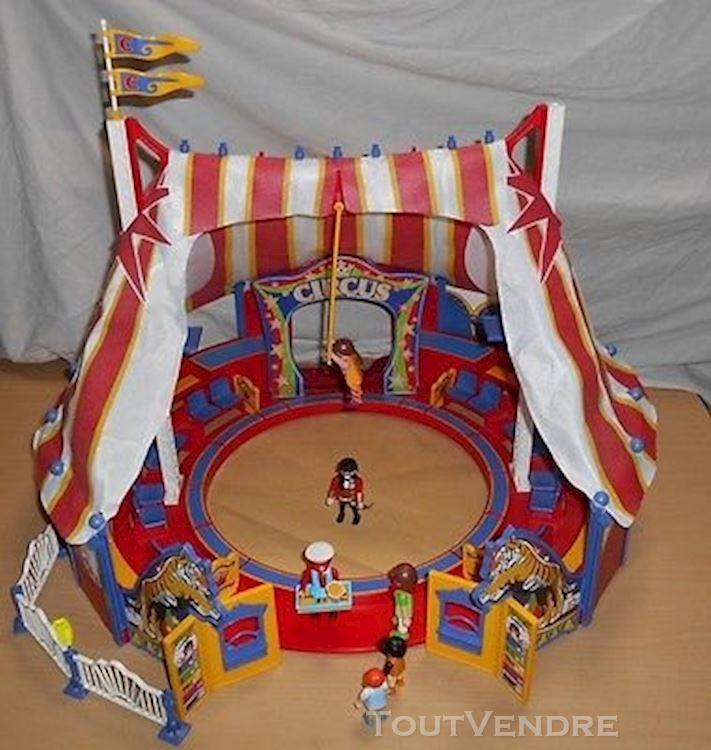 Playmobil chapiteau de cirque