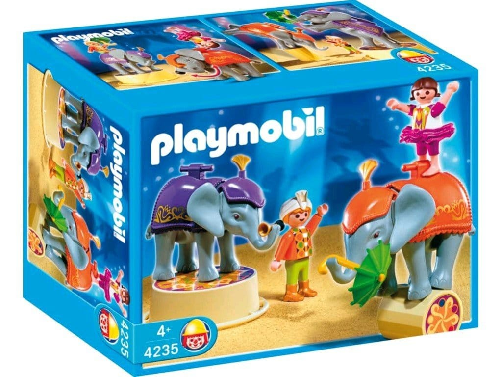 Cirque playmobil bon coin