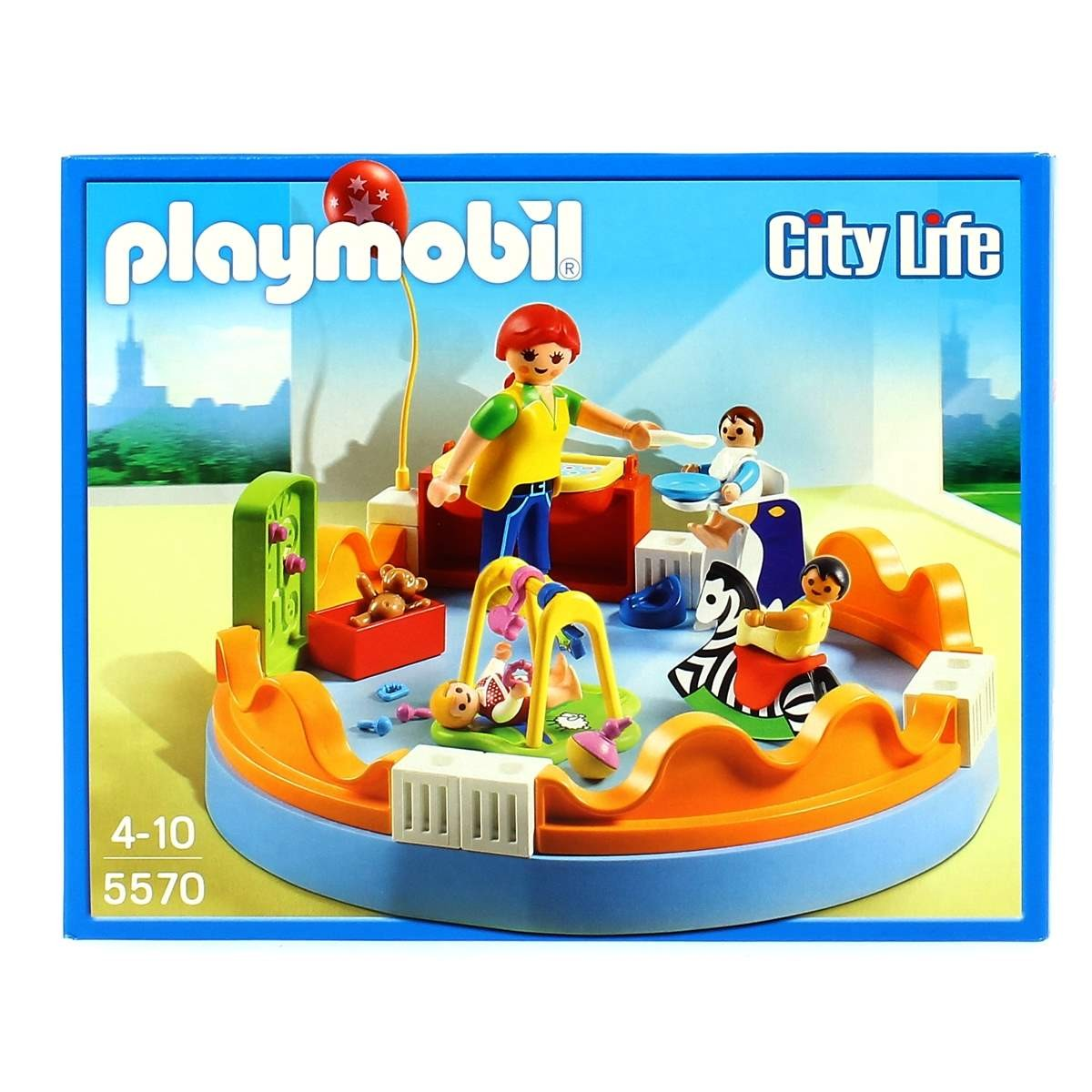 Playmobil city life quarto