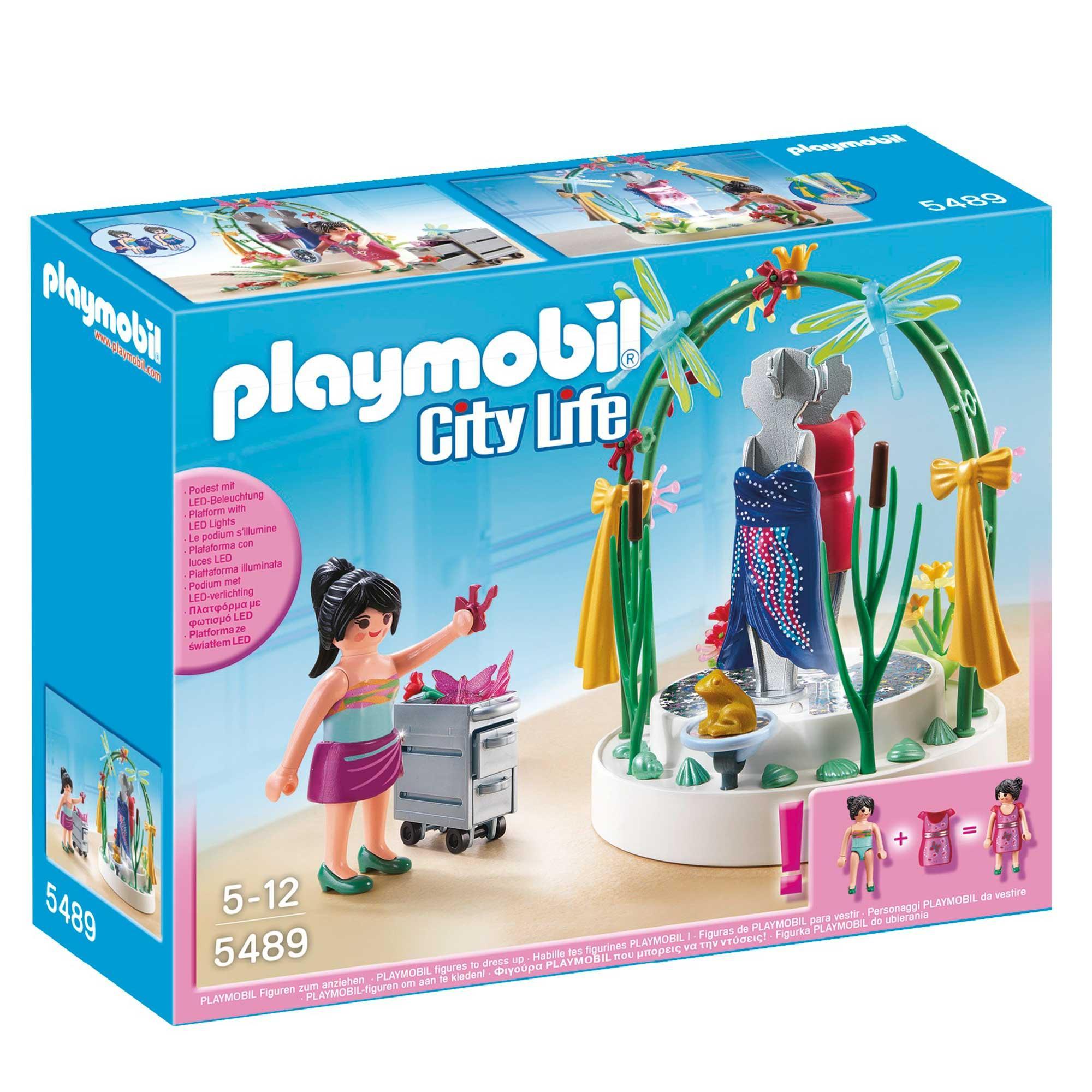 Playmobil city life maxi toys
