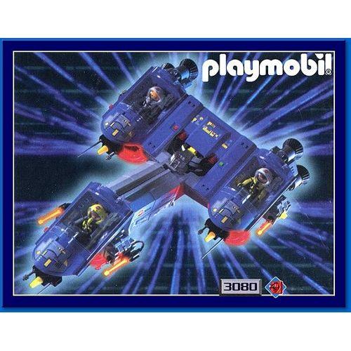 Playmobil navette spatiale pas cher