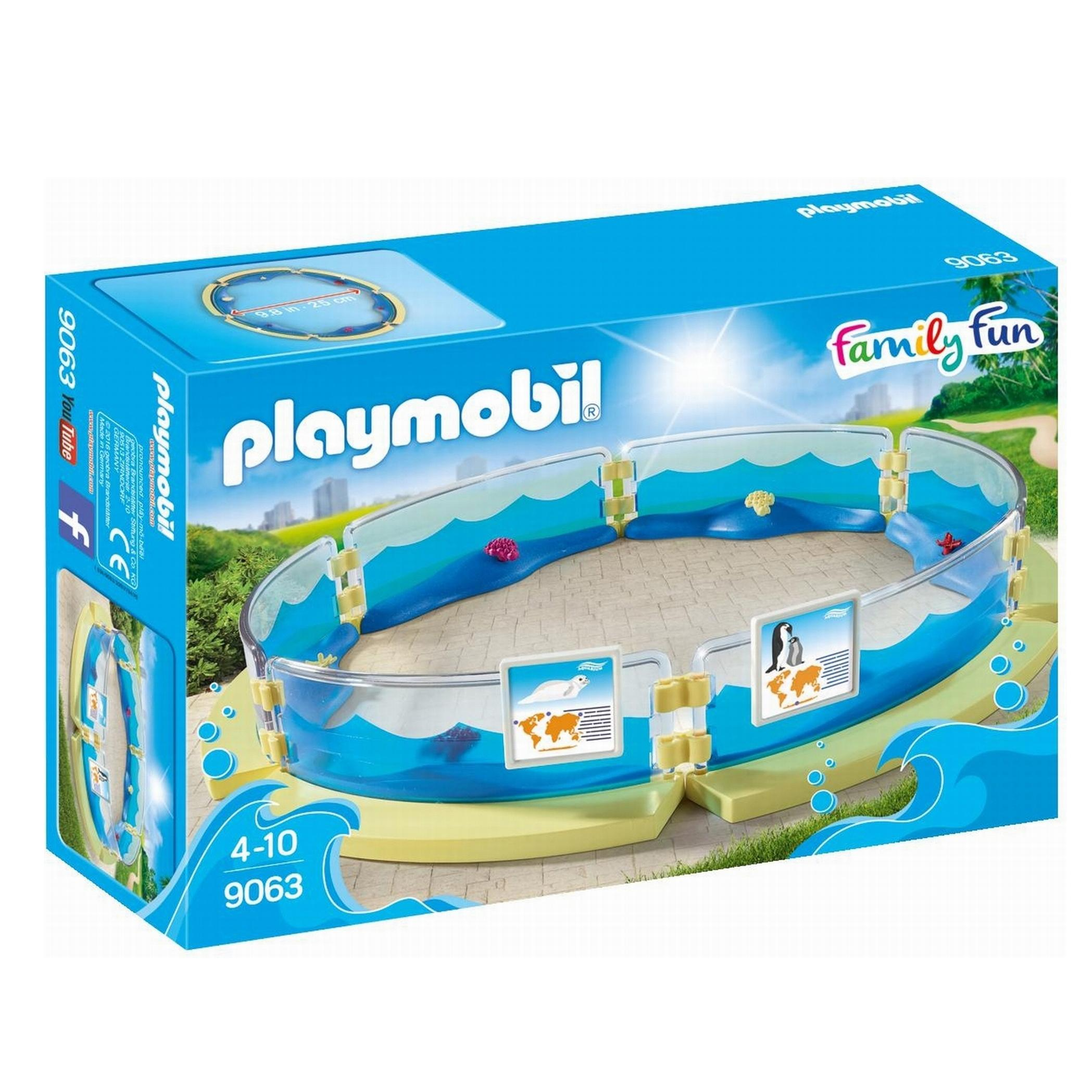 Playmobil fun aquarium