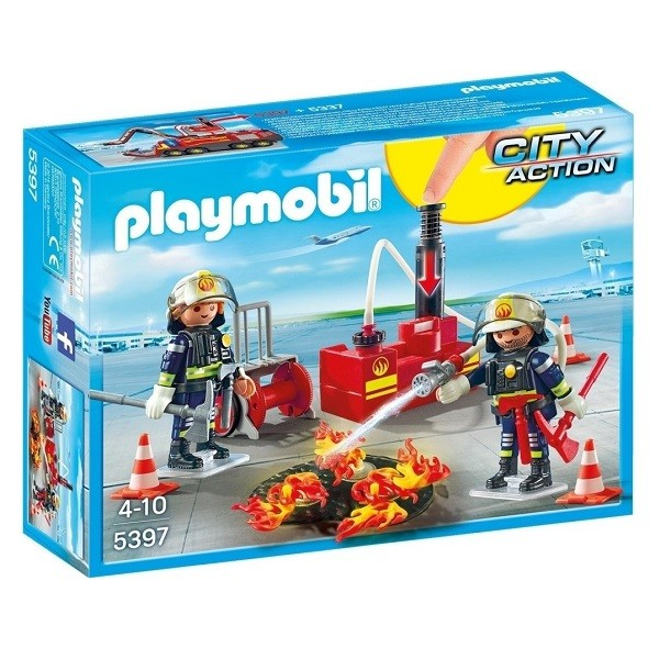 Playmobil city action youtube