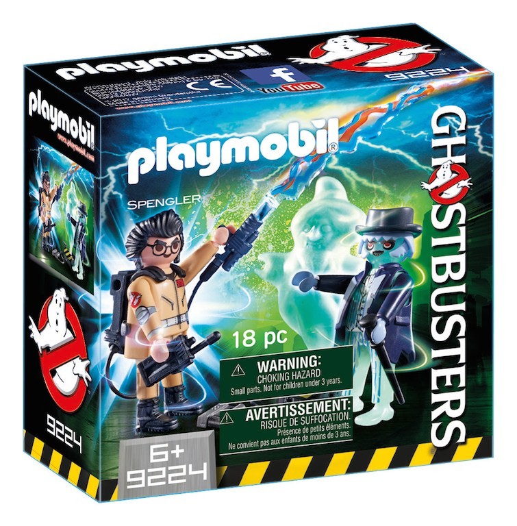 Amazon playmobil ghostbusters firehouse