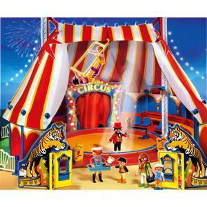 Playmobil cirque cdiscount