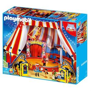 Playmobil cirque 4230